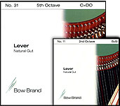 Lever Natural strings